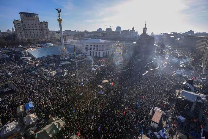 Євро Майдан 22.12.2013
