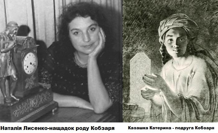 Наталья Лысенко Родственница поэта по линии его брата, старший научный сотрудник Национального музея, рассказала нам о родне Кобзаря.