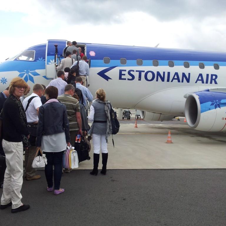 Кое что про мои эстонские каникулы