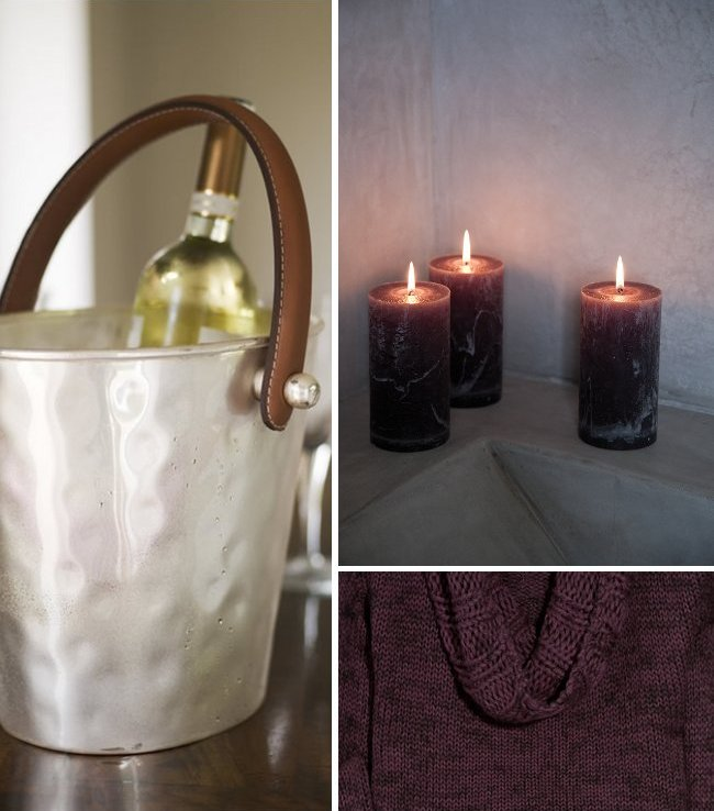 6 elizabeth and james knit, cox & cox cooler,candles