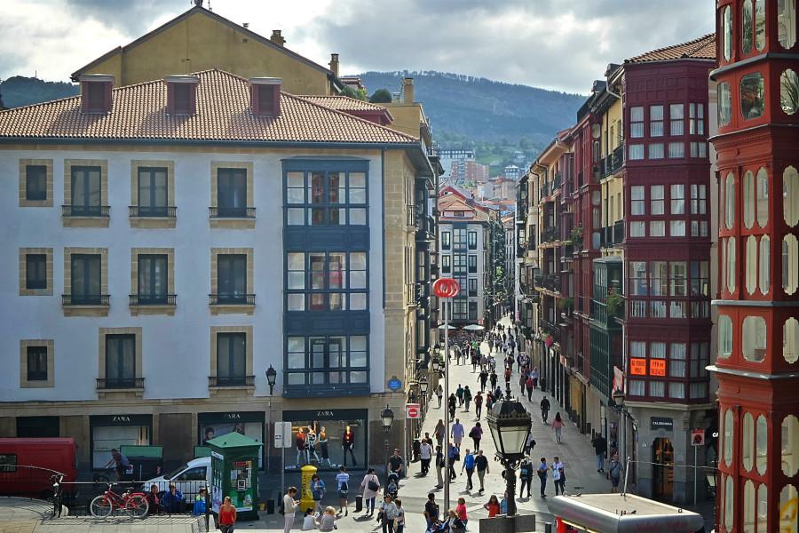 Суровое очарование Бильбао