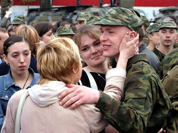 полагал, Как часто в армии дают увольнительные Нет, ответил