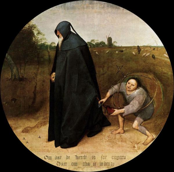 Брейгель_Питер,_Мизантроп,_1568