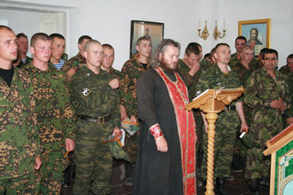 Иерей Дмитрий Василенков