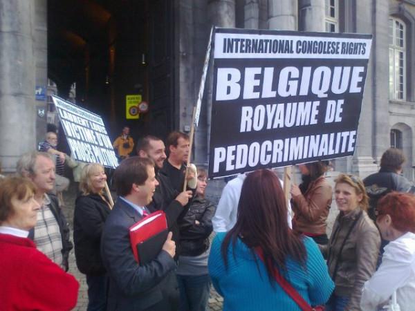 Бельгия - царство педокриминала!