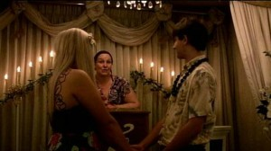 Свадьба Дэймона