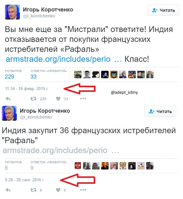 Немножко российской оналитики
