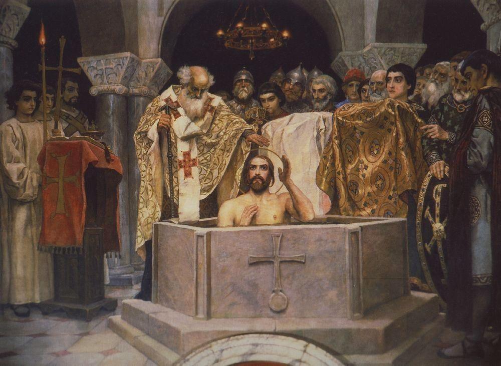 5 мифов о князе Владимире