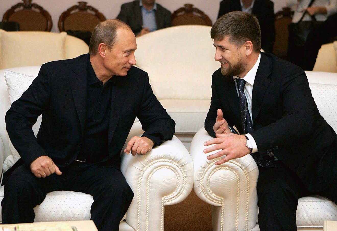Путин и Кадыров попали в список врагов прессы(3)