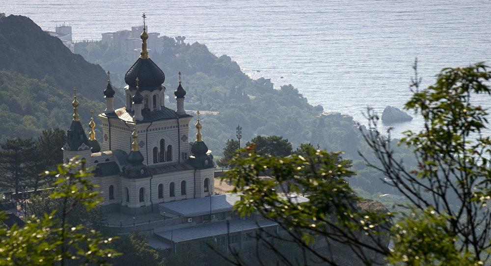 Миф для России Крым как «святая земля»