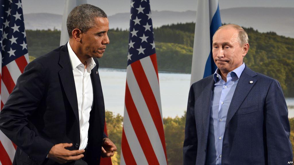 Москва ответила оскорблениями на санкции Вашингтона