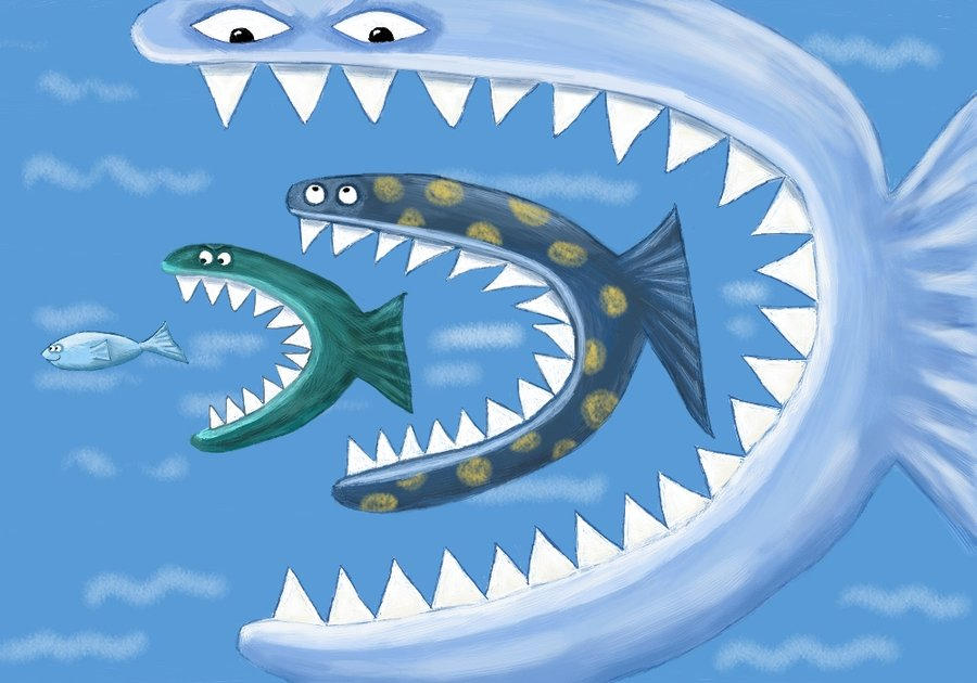 Поглотители._fish