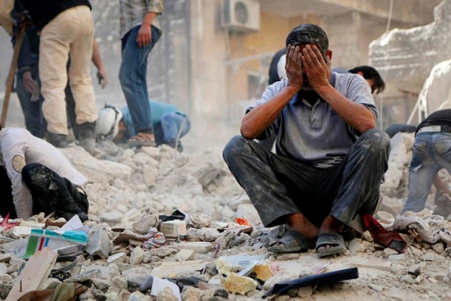 От Алеппо до Астаны