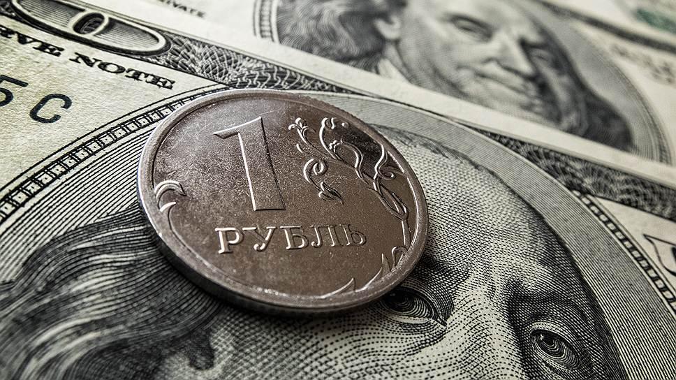 Запасы наличной валюты у российских банков упали1