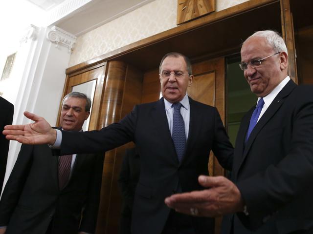 Палестинские террористы и политики