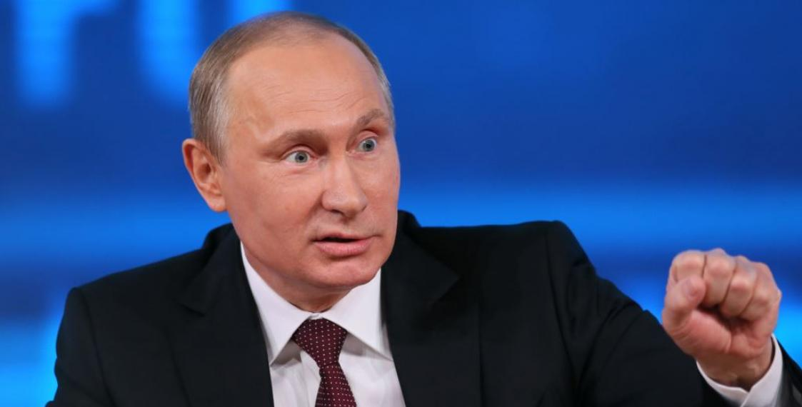 Путин отказался верить в падение