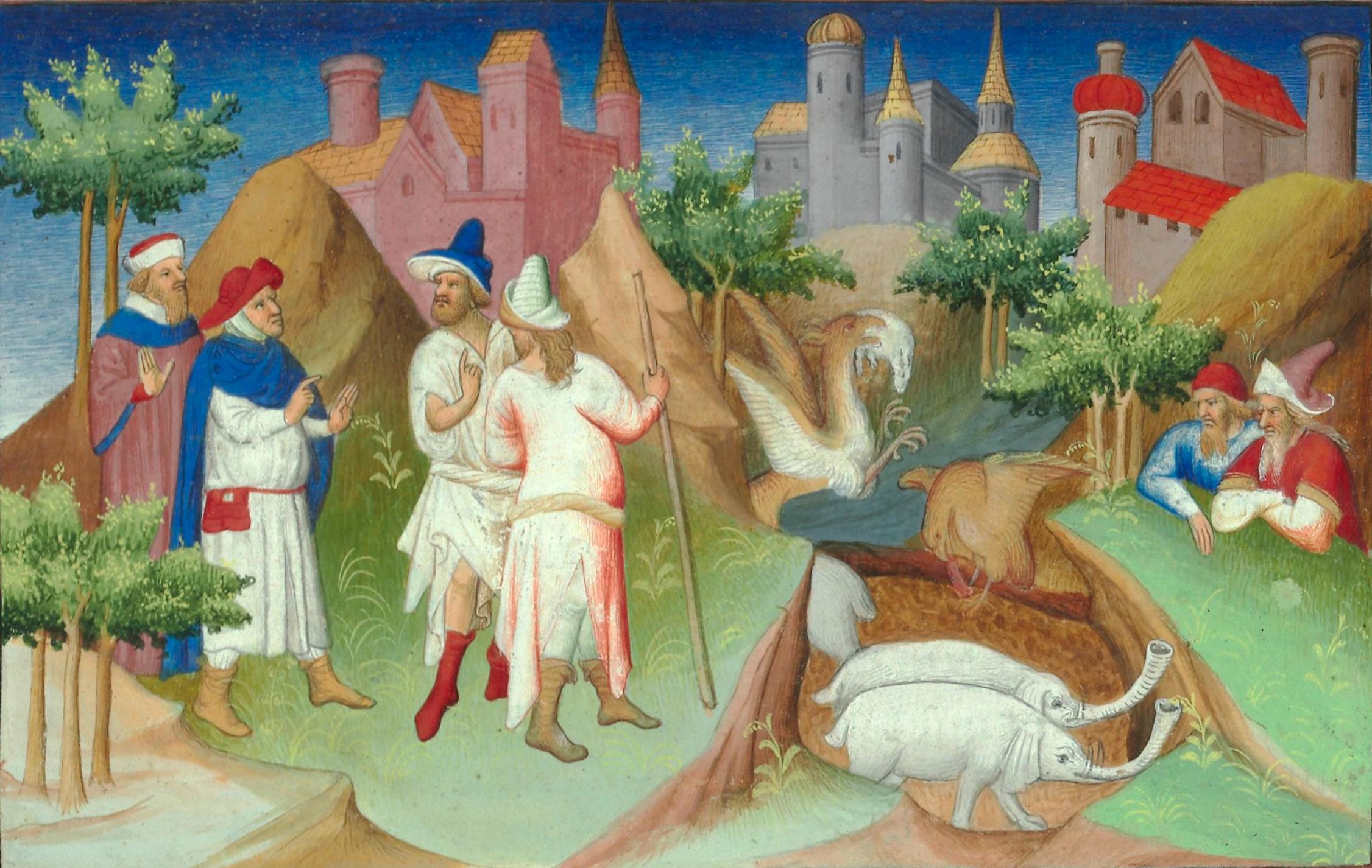 СВОИ МЫРЫ.Marco_Polo,_Livre_des_merveilles,_Fr._2810,_Tav._88_(Dettaglio_Detail)