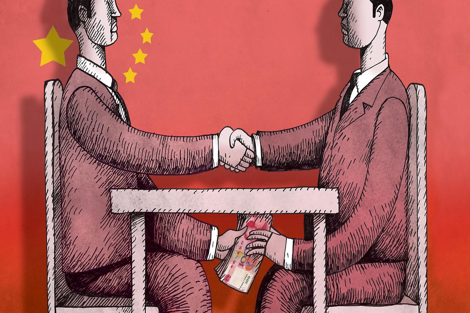 Борьба с коррупцией по-китайски