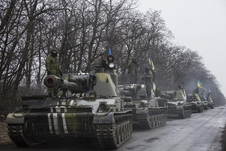 Российско-украинский конфликтy