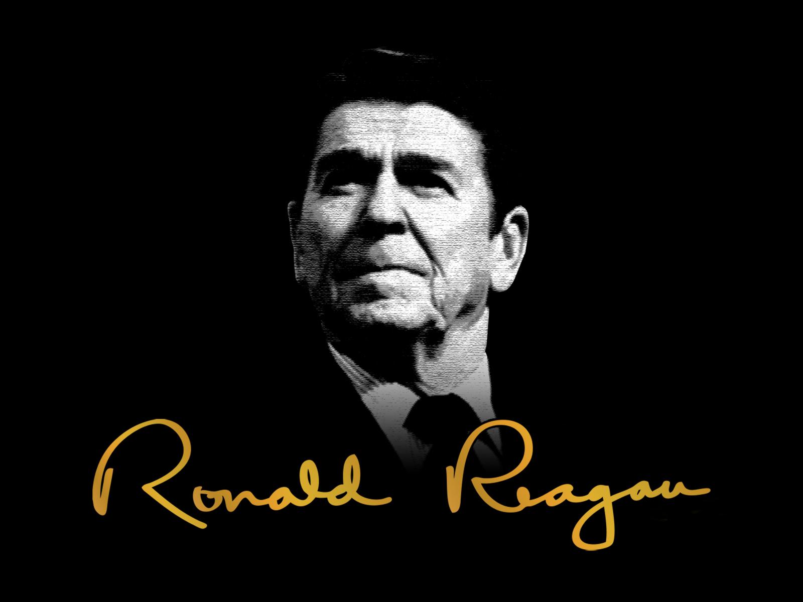 Отдать должное Рейгану.f8
