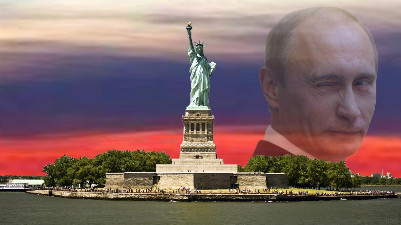 Как Россия на Америку подсела