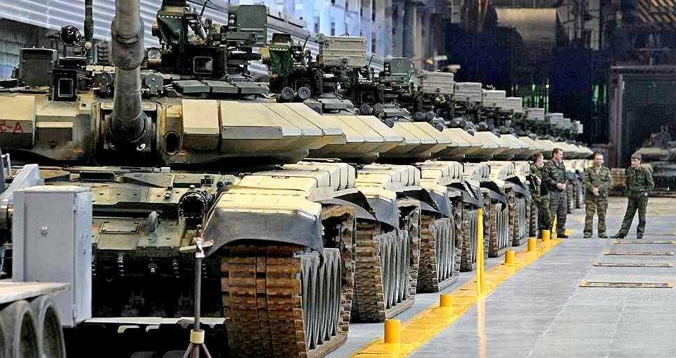 Военно-сырьевой крен российской экономики0