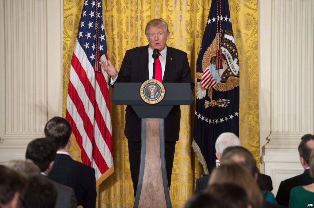 Пресс-конференция президента Трампа4