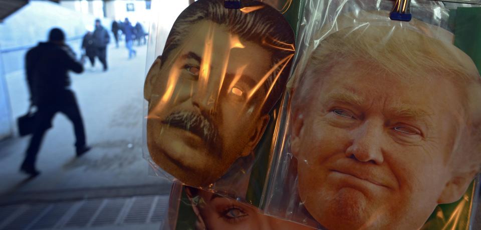 «Русские ополчились против Трампа»