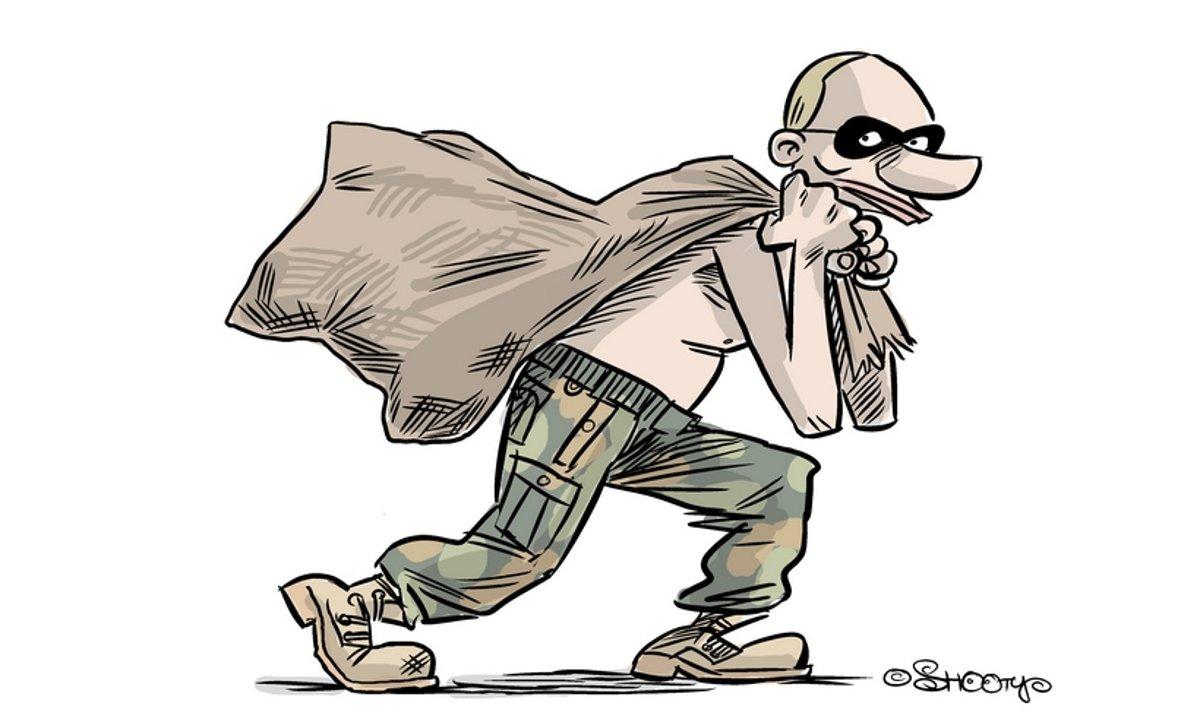 Крымские рыдания господина Горного0