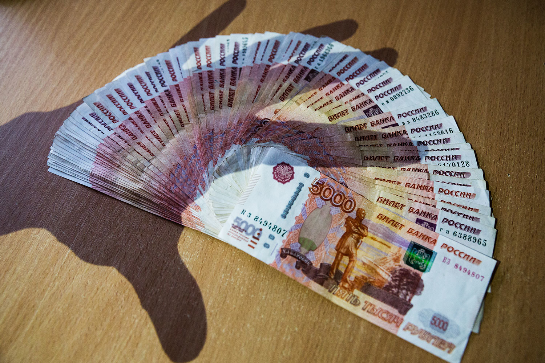 В России готовят налог на наличные деньги