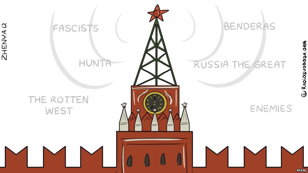 Российская пропаганда на распутье