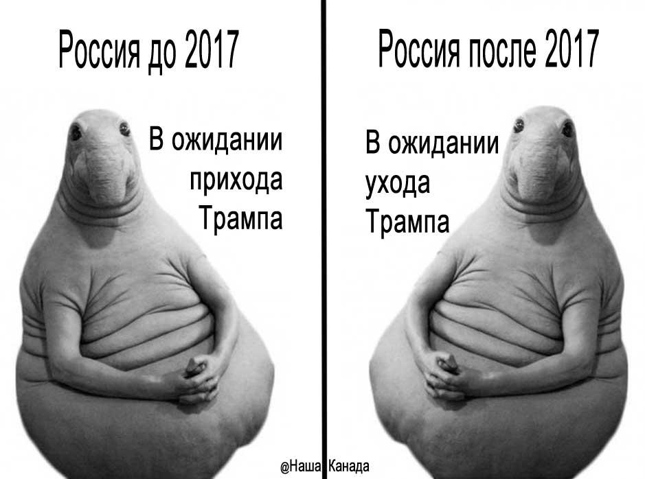До и после...
