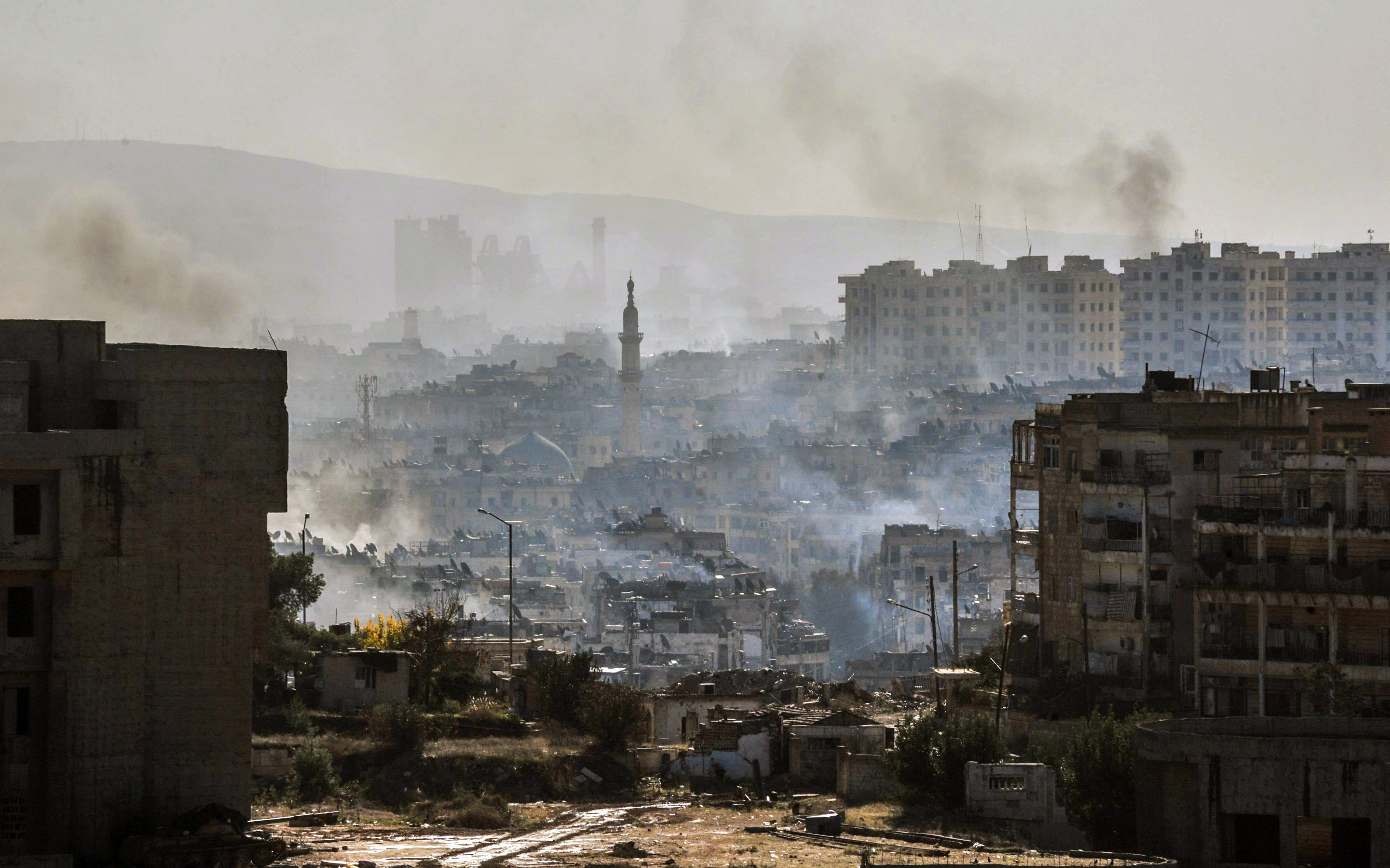 Россия просит мировые державы оплатить восстановление Сирии