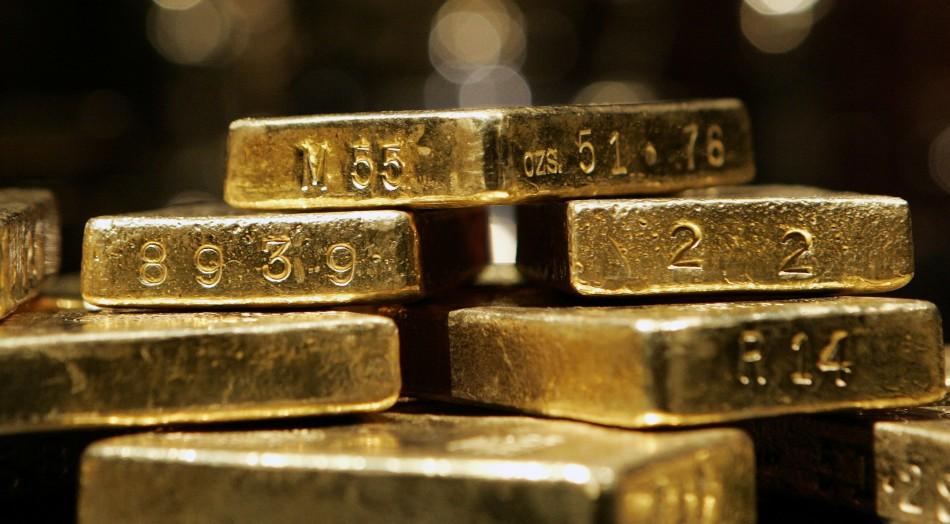 Запасы золота у российских банков упали вдвое2