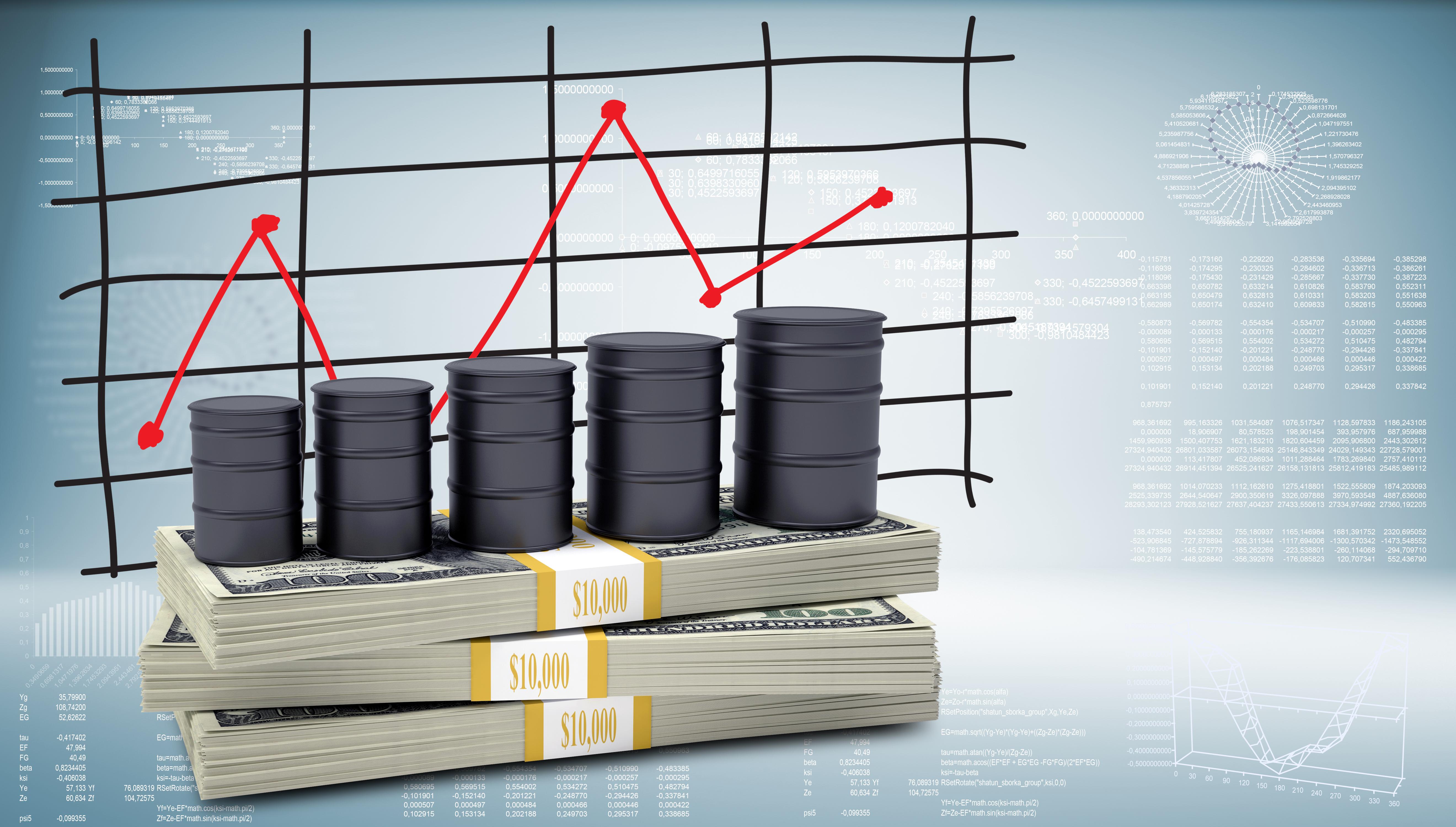 Россия приостановила сокращение добычи нефти