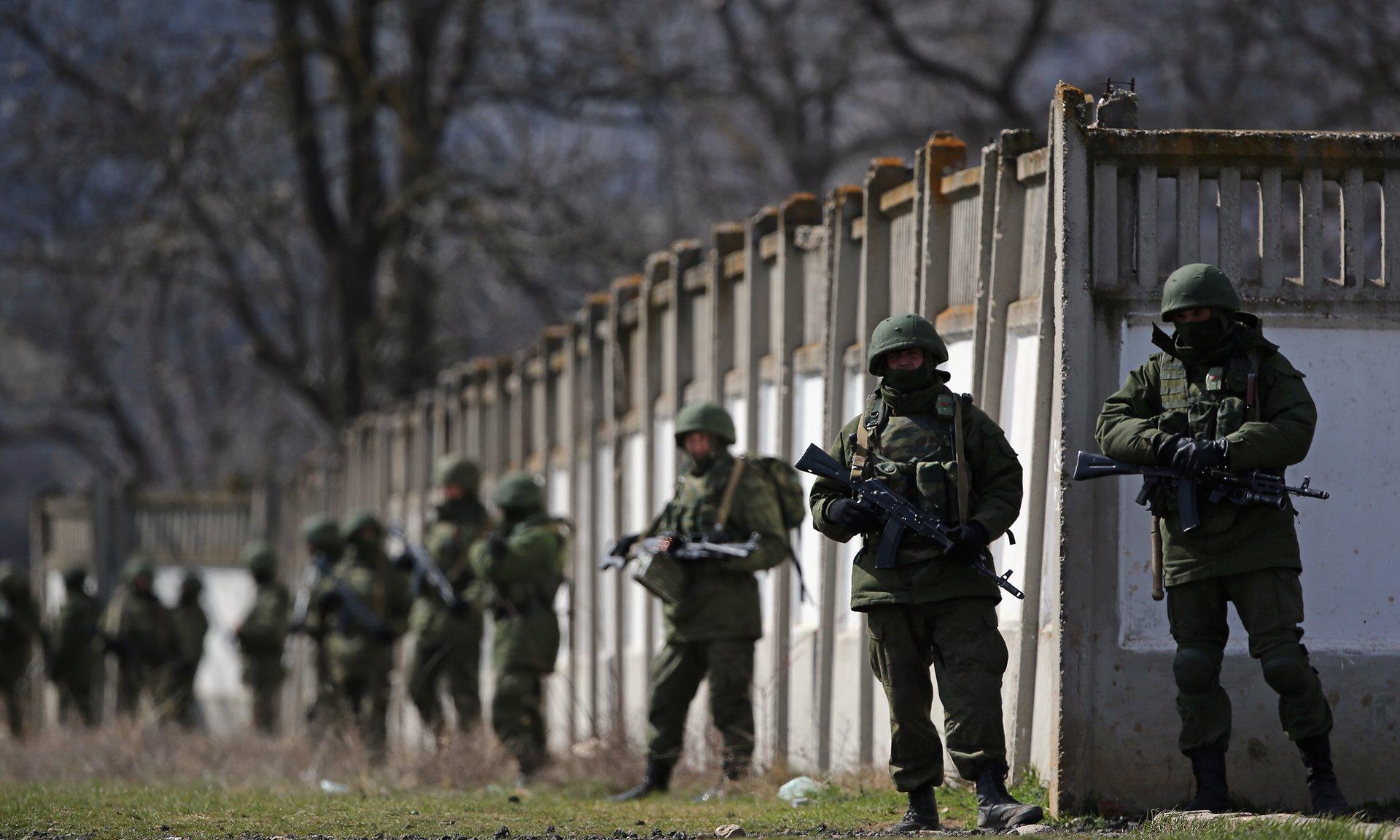 Как аннексия Крыма позволила Путину заявить