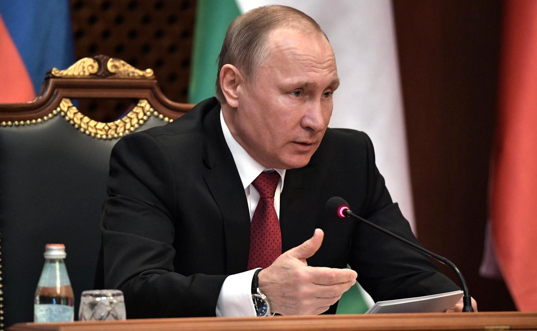 Личные санкции против Путина – будут ли они эффективны