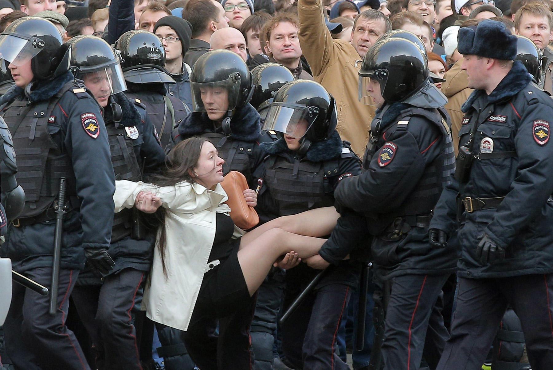 «Полиция проявила себя безукоризненно».
