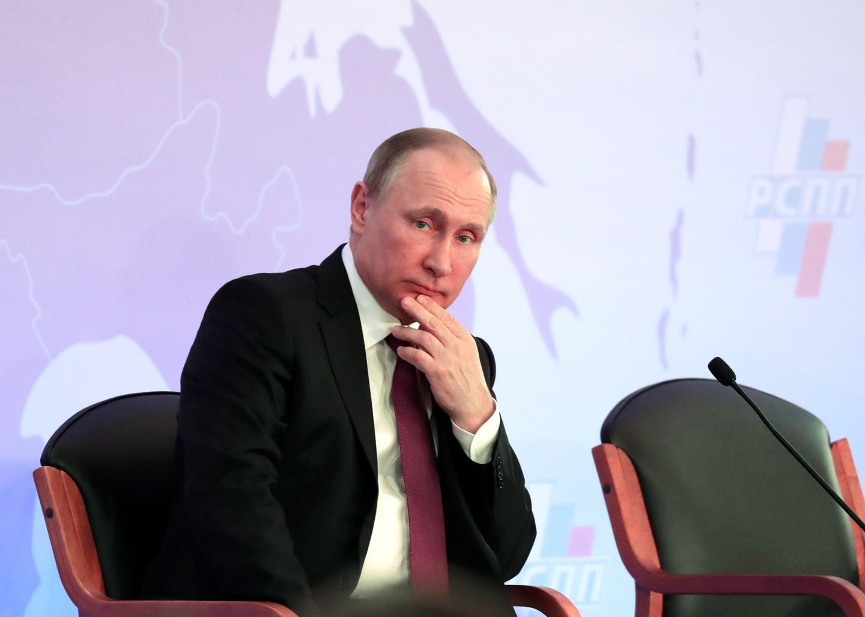 Провальный юбилей Путина