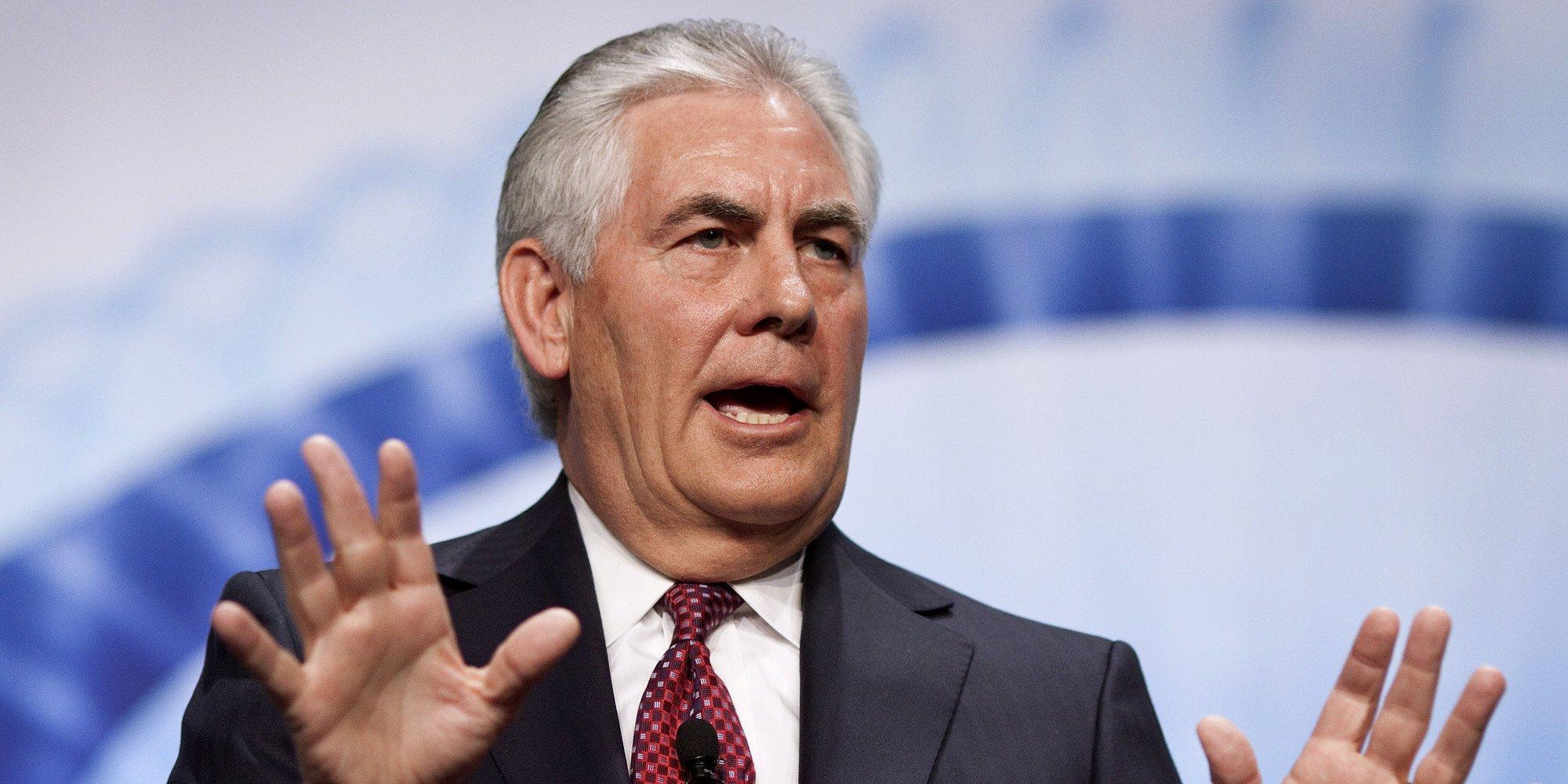Глава Госдепа США исключил отмену санкций против России