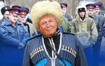 Питерские казаки пригрозили