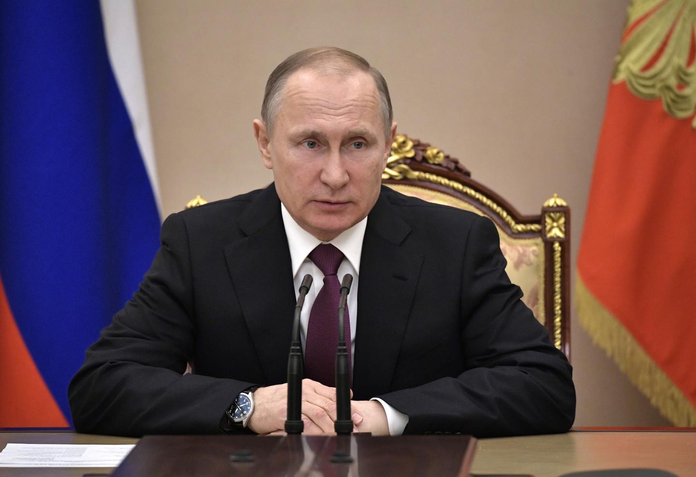 Почему Владимир Путин не хочет