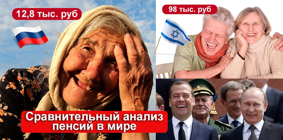 СРАВНИТЕЛЬНЫЙ АНАЛИЗ ПЕНСИЙ В МИРЕ7-