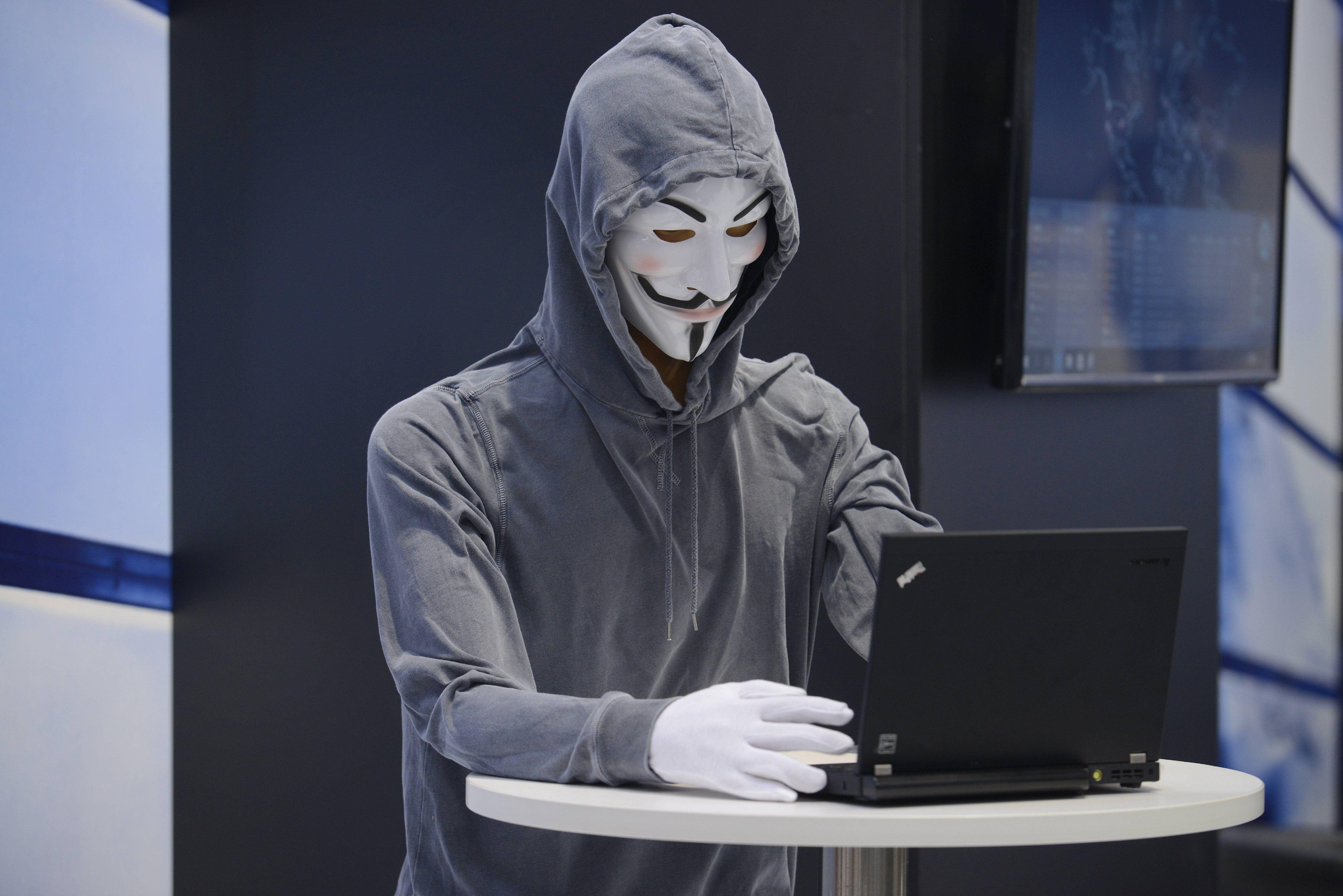 Российские хакеры готовятся к атаке на предвыборный штаб Макрона