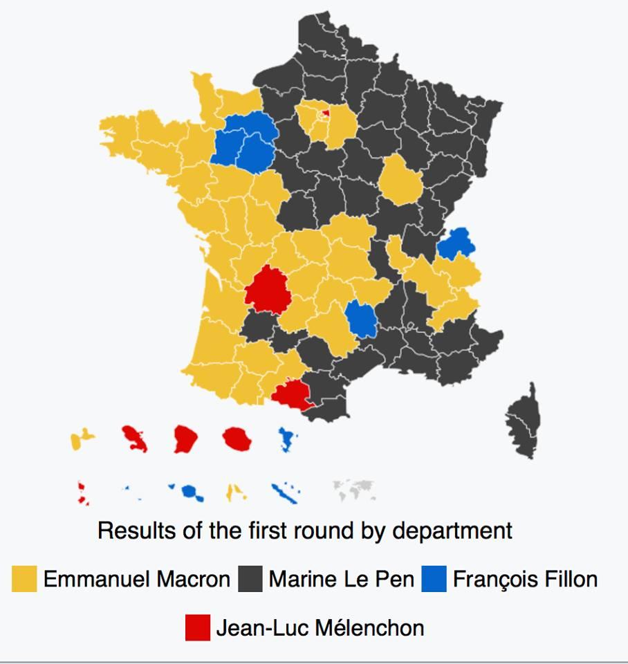 О ложном и реальном разделении внутри Франции