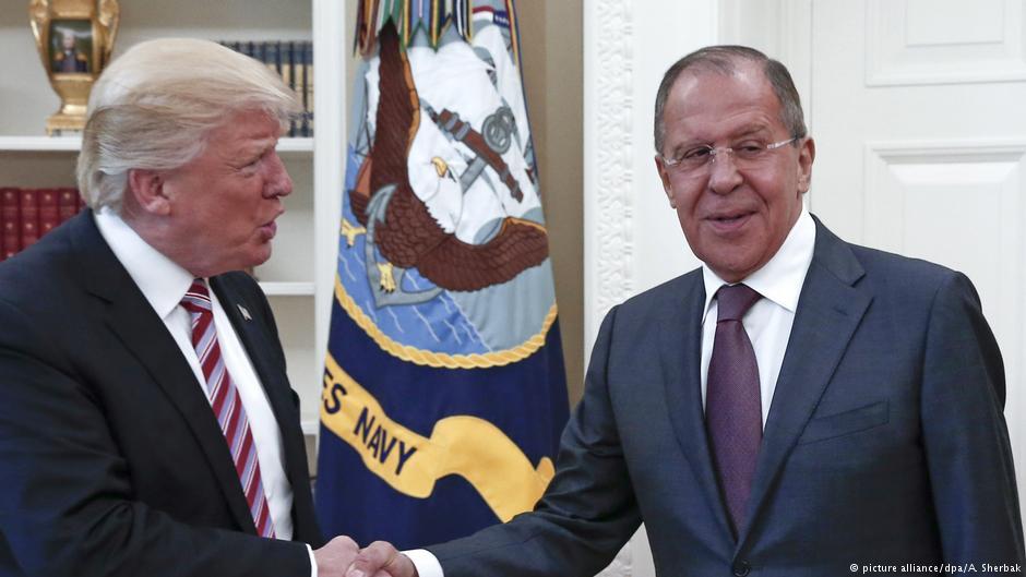 США возмущены публикацией РФ фото встречи