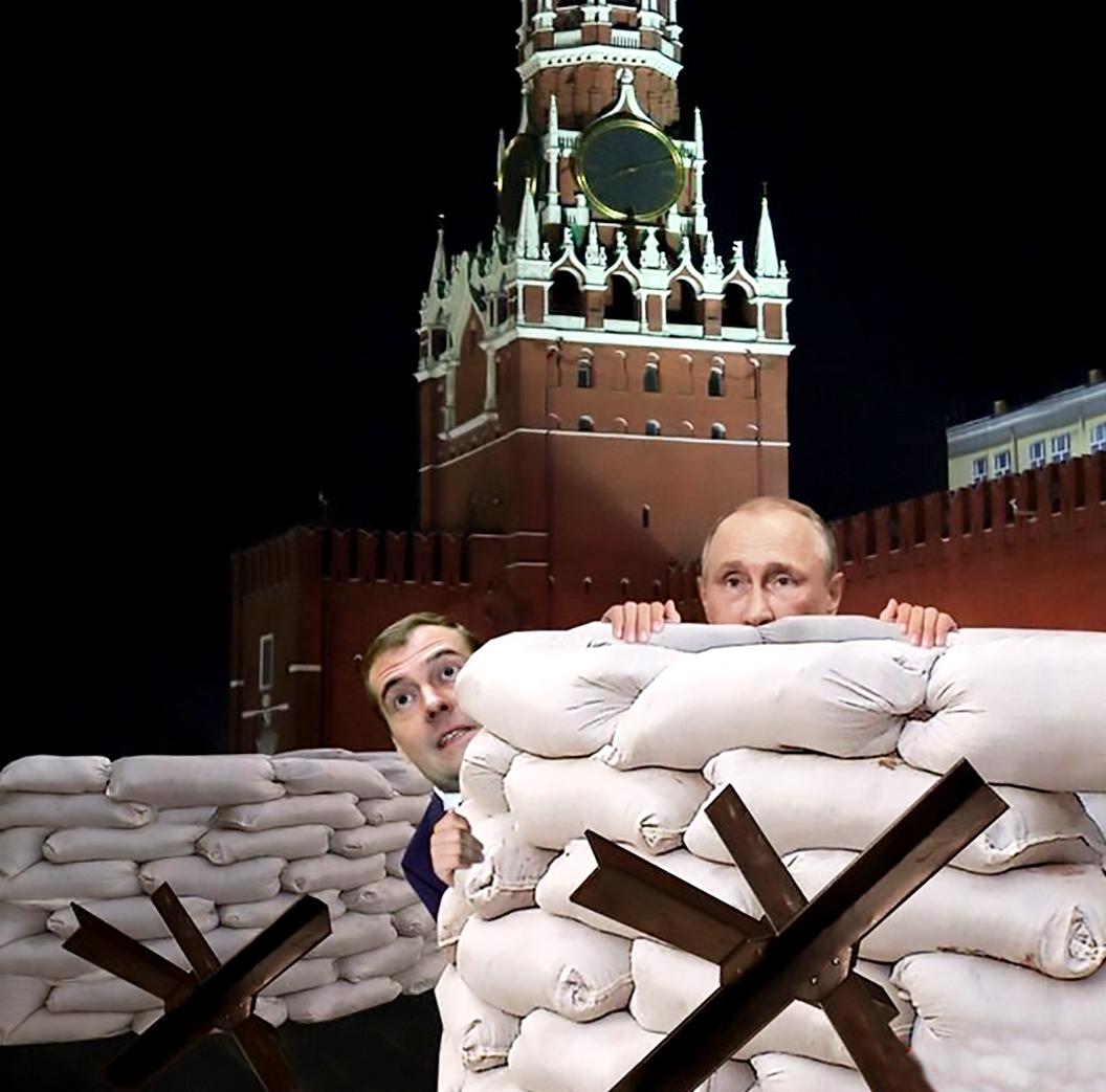 Путина пока не уберут
