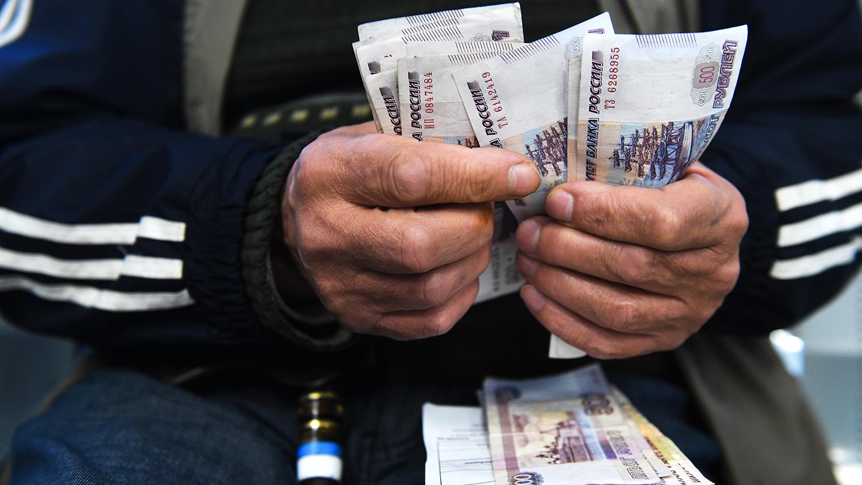 Путин конфискует пенсию