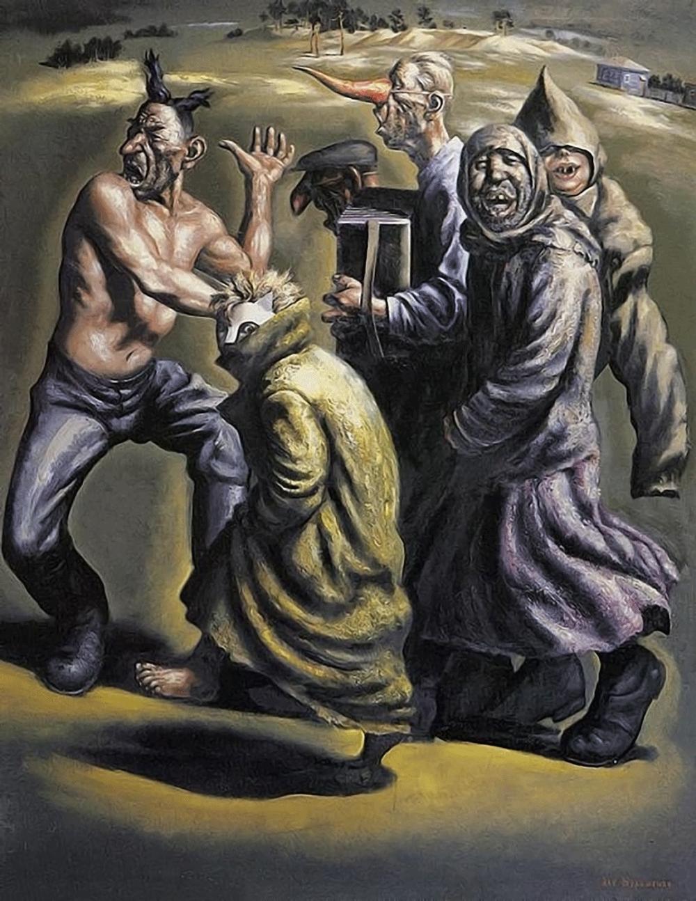 Василий-Шульженко-Ряженные-1