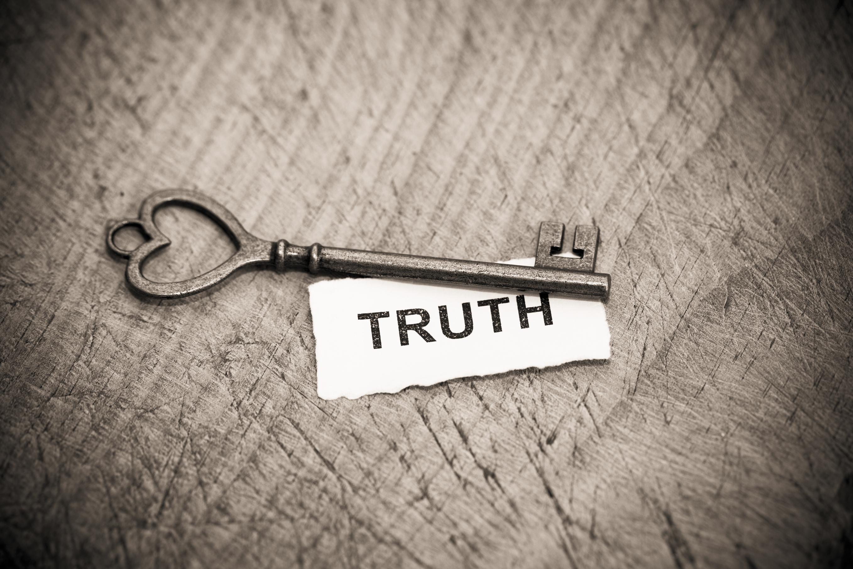 truth-key